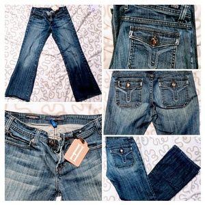 Vigoss Studio jeans. Blue label size 29, 7/8